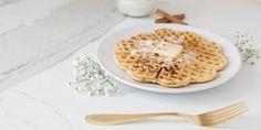 Cinnamon Bun Waffle