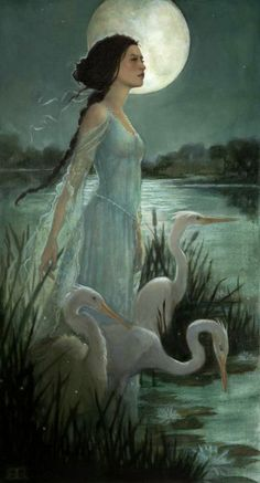The Guardian - Heron and Egret has a strong connection to the element of Earth   and you must also be aware and cultivate this connection.    The Mother Earth is a source of strength  and will help you stand strong and firm.