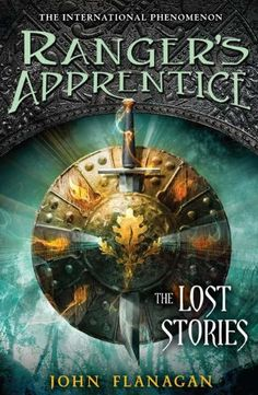 Ranger's Apprentice: The Lost Stories by John Flanagan.  The whole series is great!