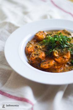 jadłonomia · roślinne przepisy: Wegetariańskie curry i leszcze wędzone