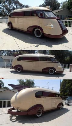 1941 Ford Western Flyer. Very cool.