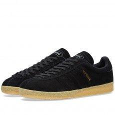 Adidas Topanga (Core Black & Gum)