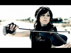 "Lindsey Stirling and Pentatonix's cover of ""Radioactive"" by Imagine Dragons. 