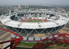The Olympic Stadium at the Queen Elizabeth Olympic Park. Picture: Lewis Whyld/PA Wire