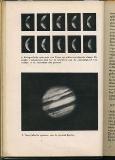 Venus and Jupiter from Het lied van de hemel (the song of heaven/sky) 1936