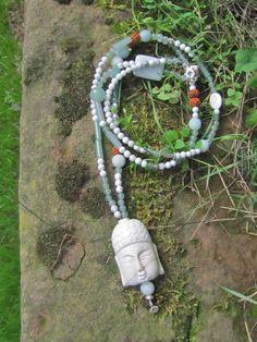 NECKLACES @ Om Devi Design  Buddha    Www.om-devi-design.com