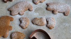 Marranitos (Piggy Cookies)