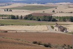 Alrededores del municipio de Fresno de Cantespino (Segovia), en la zona donde se…
