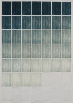 Printing till exhaustion (1979) byDora Maurer