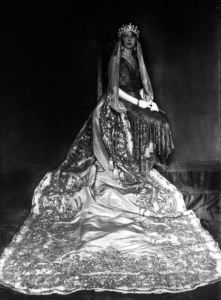 Principessa Mafalda di Savoia 1930 circa di Ghitta Carell