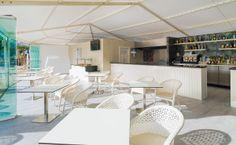 Bar La Choza junto a la piscina Bar, Dining Table, Furniture, Home Decor, Pools, Interiors, Style, Lanzarote, Decoration Home