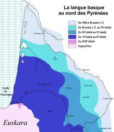 Euskararen atzerakada (Gaskoinia) - Histoire de l'Aquitaine — Wikipédia