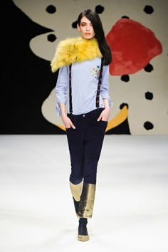 MMD FW 2014/15 – Kristina Ti. See all fashion show on: http://www.bmmag.it/sfilate/mmd-fw-201415-kristina-ti/ #fall #winter #FW #catwalk #fashionshow #womansfashion #woman #fashion #style #look #collection #MMDFW #kristinati