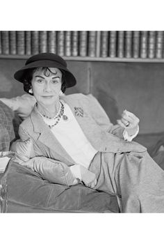 Chanel by Willy Rizzo. Nooit eerder vertoonde foto's in nieuw boek over Coco Chanel