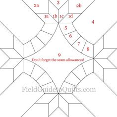 fieldguidetoquilts.com 4Curve 4CCArc 4CCArc1diagrams.html