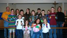 St. Andrew's Lutheran Church, Dover, DE, youth handbell choir. To learn more about the ELCA or to find an ELCA congregation go to elca.org #ELCA