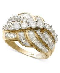 Diamond Ring in 14k Gold (2 ct. t.w.)