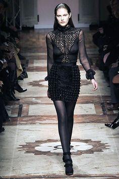 Alessandro Dell'Acqua Fall 2008 Ready-to-Wear Fashion Show - Catherine McNeil