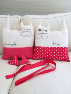 Kočičí polštářky jako svatební dar Diaper Bag, Reusable Tote Bags, Diaper Bags, Mothers Bag