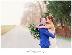 Wedding Photography Ideas : Bride and Groom | Melissa Avey Photography | Wedding Day