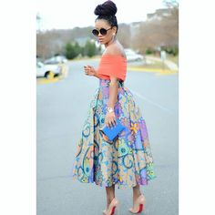 African Attire, African Wear, African Women, African Dress, African Fashion Skirts, African Inspired Fashion, African Print Fashion, Tea Party Outfits, Party Outfits For Women