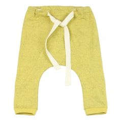 GRO Mikro Dots Pants (honey)