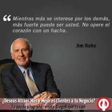 Resultado de imagen para jim rohn frases Jim Rohn, Clint Eastwood, Coaching, Quotes, Zen, Quote Of The Day, Entrepreneur, Positive Thoughts, Affirmations