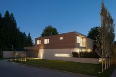 Findlay Residence, located in the North Vancouver, Canada by Splyce Design.