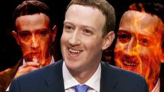 """Zucc Gets Roasted"". I'm actually afraid to post this. From My Beau. HUgs, Jac of JacquiandScott"