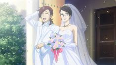 Image result for wedding anime
