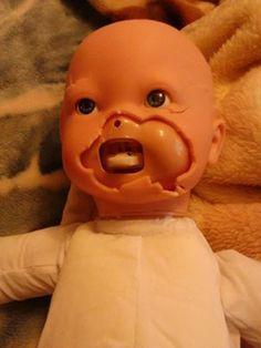 Creepy Doll Heads xx