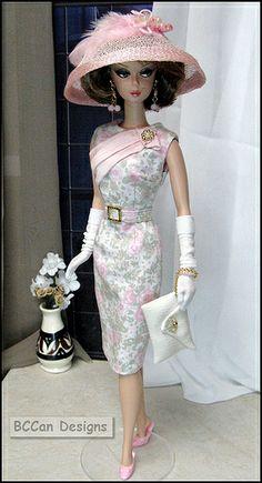 BCCan Designs For Barbie Silkstone 191 Silkstone Pink Mar 2013 c