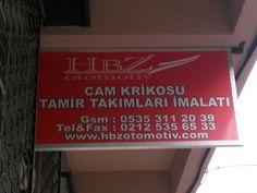 HBZ Otomotiv şu şehirde: Bayrampaşa, İstanbul
