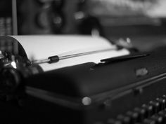 Typewriter Cinemagraph by SweetPeaPhototc