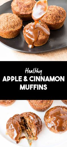 The most delicious and moist muffins, that gluten free, refined sugar free and come with a vegan alternative. Absolutely to die for.