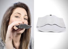 Mustache Flask - THE 25 COOLEST FLASKS OF ALL TIME