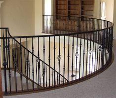Best 20 Best Gothic Hammered Iron Baluster Stair Patterns 400 x 300