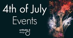 It's almost the 4th of July which means there are tons of local events to celebrate! We thought we'd round up the details on a few of them.