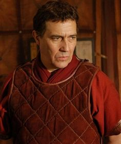 Ciarán Hinds as Julius Caesar hot picture in Rome ( of Rome Hbo, It Cast, Rome Costume, Costumes, Rome Tv Series, Ciaran Hinds, Spartacus Workout, Fiction, Roman Empire