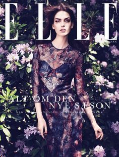 Elle Fashion Magazine Cover                                                                                                                                                                                 More