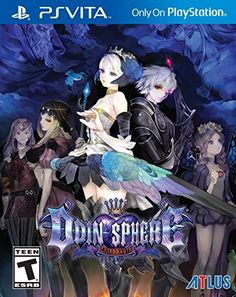 in the picture:Odin Sphere Leifthrasir – PlayStation Vita Standard Edition lots of color options – get more info:https://www.amazon.com/dp/B0186D1TYS    The Odin Sphere Leifthrasir – PlayStation Vita Standard Edition  is an unique product which I've resolved to review. Keep reading ...
