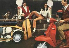 Vintage Lambretta Ad