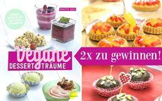 In ihrem zweiten Buch stellt Backbloggerin Brigitte Bach die wunderbare vegane Dessertvielfalt vor und um das zu feiern könnt ihr jetzt zwei Exemplare gewinnen!