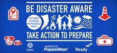 Be Disaster Aware, Take Action to Prepare. September is National Preparedness Month Amazon Card, Amazon Gifts, National Months, National Preparedness Month, Disaster Plan, Disaster Preparedness, In Case Of Emergency, Natural Disasters, Just In Case