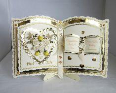 Image result for handmade wedding anniversary cards