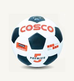 Cosco Foot Ball-Synthetic Hand Sewn ball-At Rs-550-http://www.loginkart.com/Sports-and-Fitness/cosco-foot-ball---premier---1401814019--assorted-colour