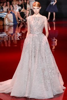Elie Saab Fall 2013 Couture - Collection - Gallery - Look 9 - Style.com