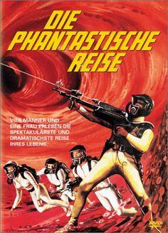 Raquel Welch in Fantastic Voyage (1966)
