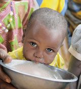 $50 Every 15 seconds, a child dies from a hunger-related cause. But now you can make a big difference. Your gift,combined with grant funds, multiplies 5 times in impact to save lives with emergency food — such as beans, maize, and flour — and interventions for malnourished children. #WorldVision #GiftCatalog