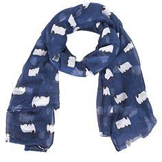 Miss Shorthair scarf